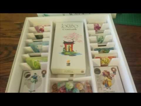DIY Board Game Inserts - Tokaido & Munchkin