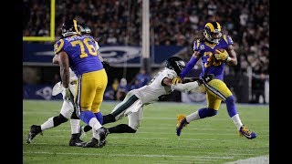 Eagles' Malcolm Jenkins on upset win vs. Rams thumbnail
