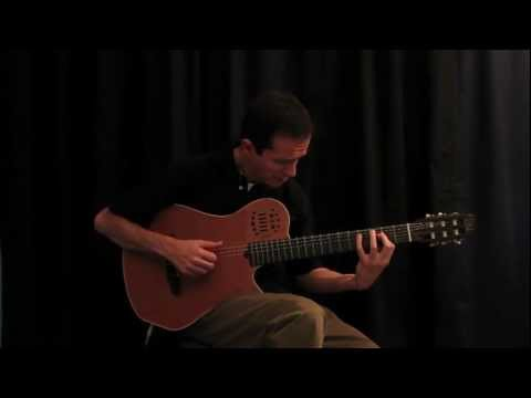 Every Breath You Take (fingerstyle solo jazz guitar)