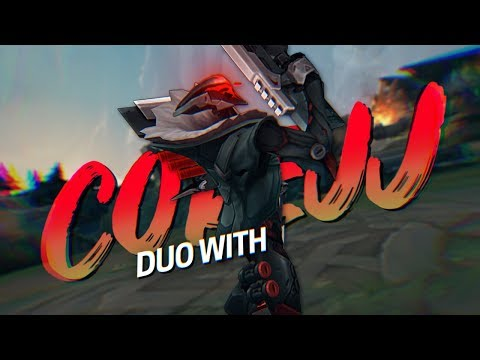 Doublelift - TEAM LIQUID BOTLANE (feat. CoreJJ)
