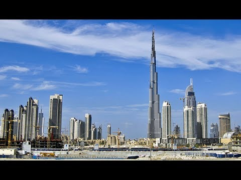 Dubai Burj Khalifa,Burj al Arab, Dekho Google map se 3d and Street Live