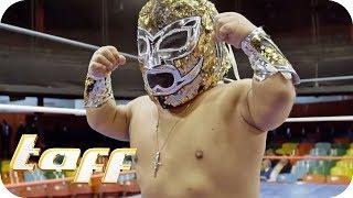 97cm! Microman ist der kleinste Wrestler Mexikos: Der nächste Wrestling-Superstar? | taff |ProSieben