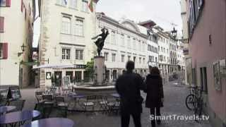 HD TRAVEL:  Switzerland & the Alps: Zurich - SmartTravels with Rudy Maxa