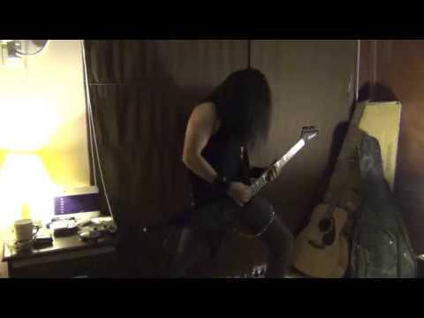 INSOMNIUM - Ephemeral - Guitar Cover