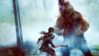 Shadow of The Tomb Raider - Official Teaser Trailer (2018)