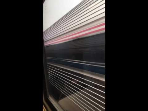 Amtrak Northeast Regional in Quantico VA
