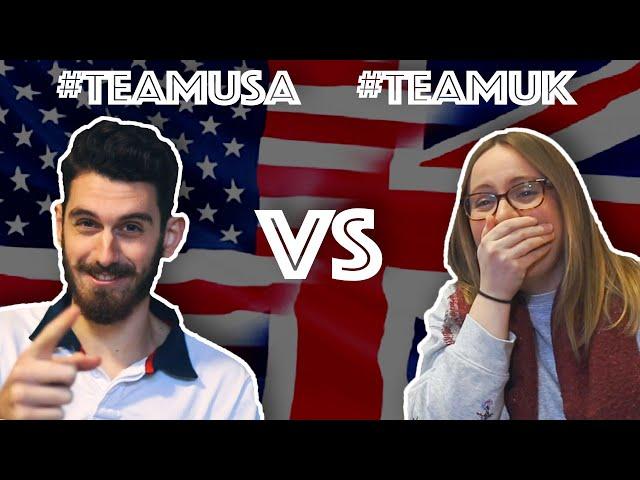 ACCENT BATTLE | #TeamUK vs. #TeamUSA