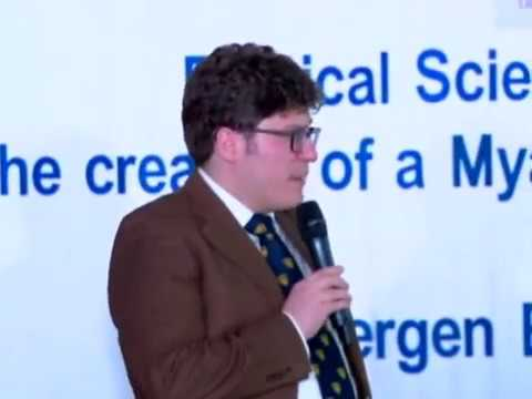 "YSPS  Public Talks ""The Creation of a Myanmar Sovereign Wealth Fund"