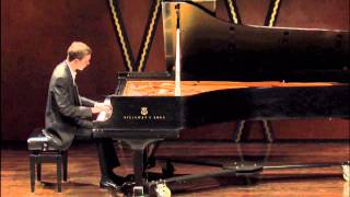 Evan Mitchell plays Beethoven - Sonata Op. 22 (2nd mvt.)