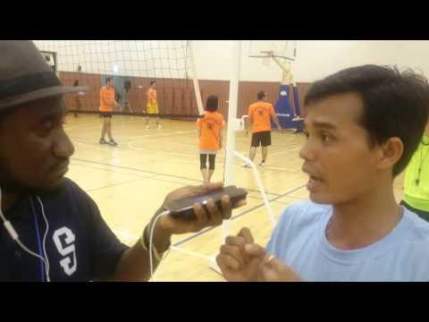 Interview the best striker - Som Ath