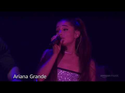 Ariana Grande - Let Me Love You ft. Lil Wayne (Live at Amazon Prime Day) 1080p HD Mp3