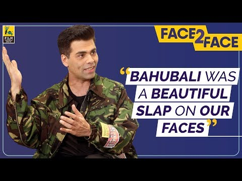 2.0 Is Going To Be A Fantastic Celluloid Experience | The Karan Johar Interview | Baradwaj Rangan