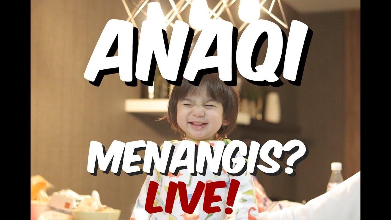 Download ANAQI MENANGIS LIVE DI MELETOP!  // #Vlog24