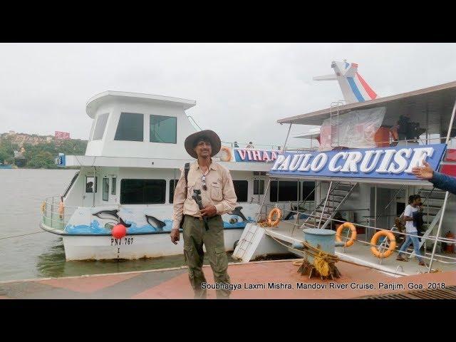 River Cruise on Mandovi (GOA) Complete Episode