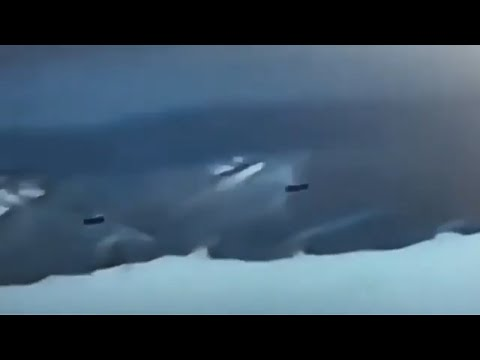 2 UFOs Sighted From International Space Station ( December 8, 2020 )
