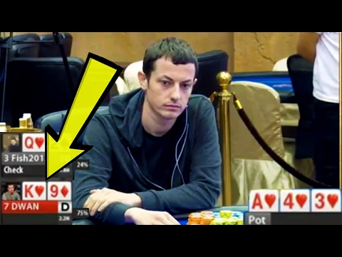 TOM DWAN IS BACK! Heads Up For $420,000 In 2017