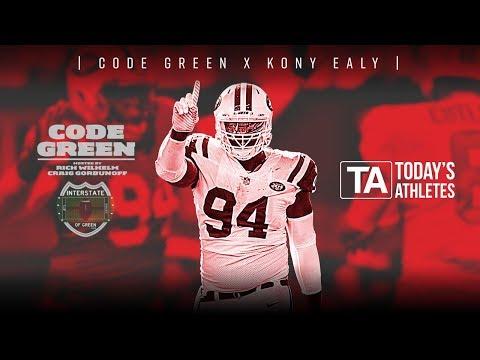 SB Nation Radio Code Green  - Kony Ealy
