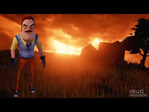 Hello Neighbor Alpha 3 - Intro thumbnail