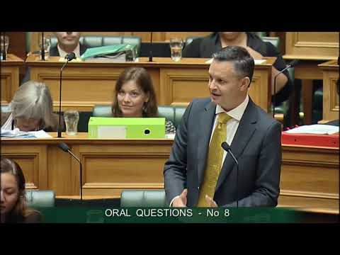Question 8 - Todd Muller to the Minister for Climate Change