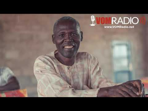 "NIGERIA: ""My Life is in God's Hands"""