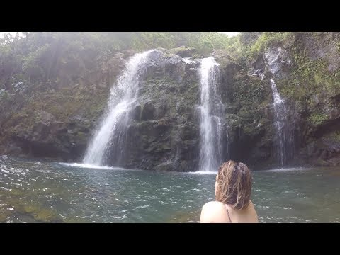MAUI HAWAII TRIP 2017 GOPRO
