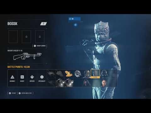 104 ELIMINATIONS BOSSK IS INSANE - Star Wars Battlefront 2