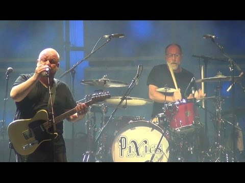 The Pixies - Bagboy + Something Against You + River Euphrates - Live Beauregard 2014 Mp3