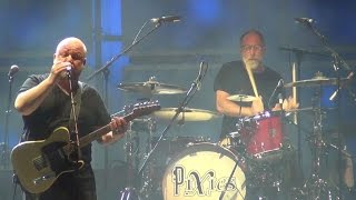 The Pixies - Bagboy + Something Against You + River Euphrates - Live Beauregard 2014