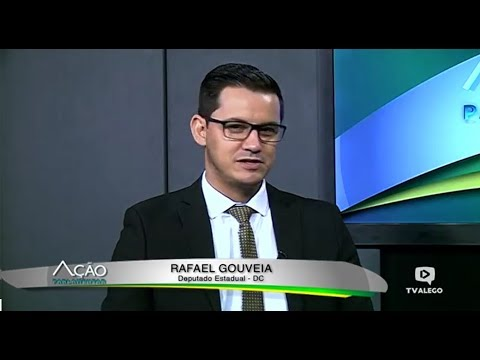 1ª Ação Parlamentar TV Alego