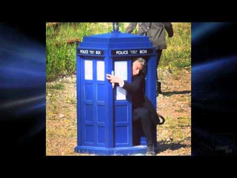 Doctor who Filming in Cardiff Bay ( Season 8 Spoilers )