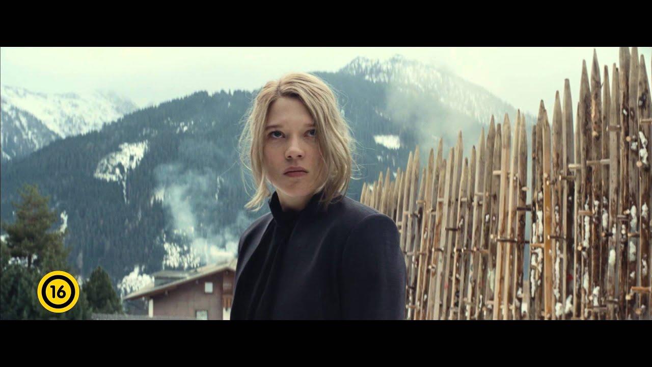 007 Spectre - A Fantom visszatér (16) - hivatalos szinkronos előzetes