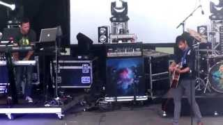 The Pineapple Thief - Snowdrops (live @ Loreley 2013)