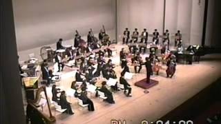 シュトラウス : 春の声 1992.3.20 岩窪/東室管