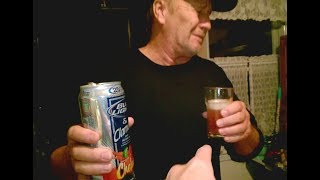 "My Dad Reviews Bud Light & Clamato ""Chelada"""