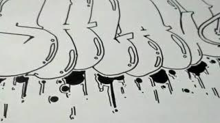 Unduh 90 Koleksi Gambar Grafiti Bubble Keren Gratis