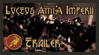 Total War: Attila / Campagne légendaire : Trailer - Luctus Imperii