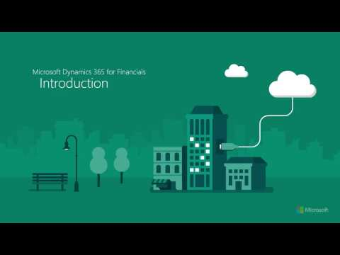 Functionality Overview of Microsoft Dynamics 365 for Financials