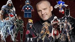 "The Many Voices of ""Roger Craig Smith"" In Video Games"