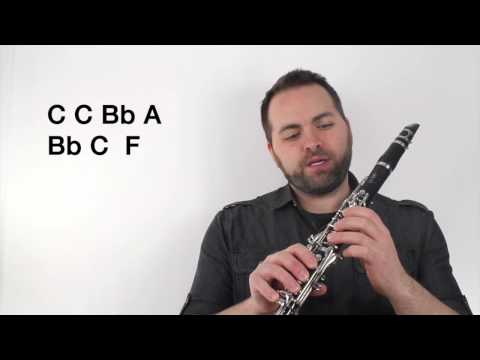 Clarinet – Do You Want To Build A Snowman (FROZEN)