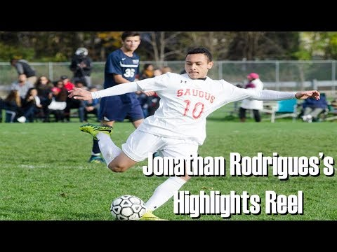 Jonathan Rodrigues's Highlight Reel