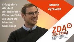 Start-up Zentrum mit Moritz Zyrewitz von Kolonne Null