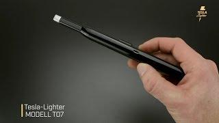 Tesla-Lighter T07 – Das Stabfeuerzeug für Kerzen, Gasgrills, Kamine... | Lichtbogen-Feuerzeug