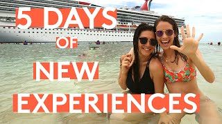 5 days of new experiences try living with lucie refinery29