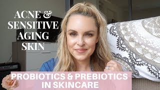PROBIOTICS & PREBIOTICS IN SKINCARE FOR ANTI-AGING, ACNE AND SENSITIVE SKIN Video