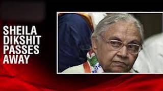 Sheila Dixit Dies at 81 | National 18