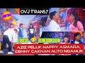 Seru !! Happy Asmara di Peluk Aziz Gagap, Denny Caknan Auto Ngamuk 😅 - OVJ Trans7