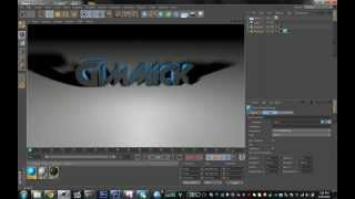 How to make 3D Text in Cinema 4D