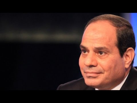 Egyptian president on US Election, Terror and Egypt'...