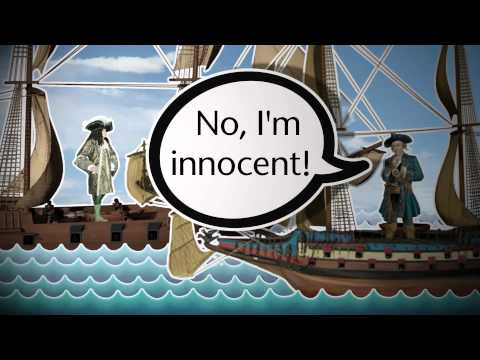 The Story of Captain Kidd in 90 Seconds | The Children