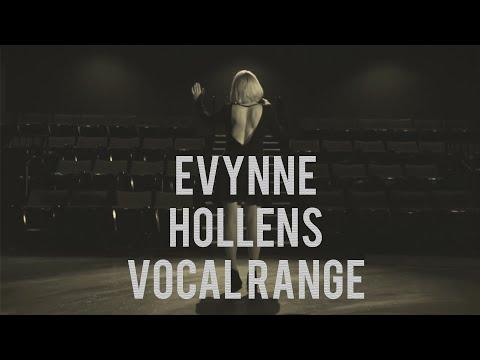 Evynne Hollens Vocal Range | D3 - D6 | HD
